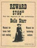 Belle Starr - Wanted